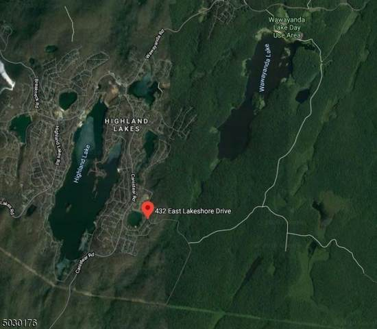 432 E Lakeshore Dr, Vernon Twp., NJ 07422 (MLS #3678180) :: Team Braconi | Christie's International Real Estate | Northern New Jersey