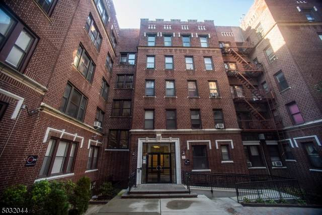 277 Harrison Ave, Unit 3A 3A, Jersey City, NJ 07304 (MLS #3678234) :: Team Gio | RE/MAX