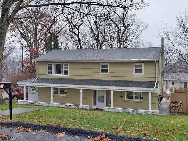 21 Normandy Circle, Hopatcong Boro, NJ 07843 (MLS #3678284) :: Coldwell Banker Residential Brokerage