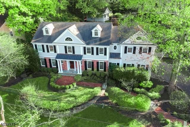 13 Tioga Pass, Millburn Twp., NJ 07078 (MLS #3678287) :: Team Braconi | Christie's International Real Estate | Northern New Jersey