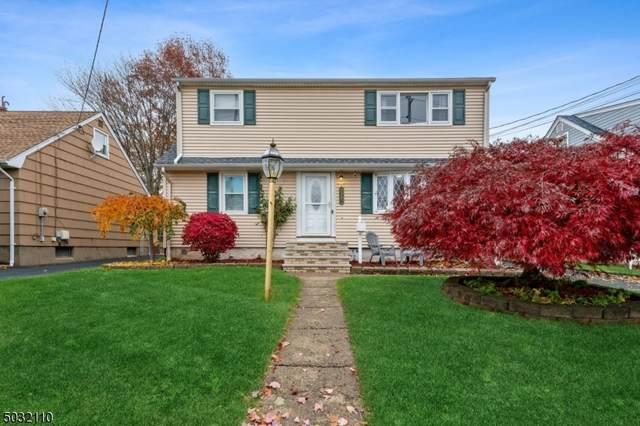 18 Donna Dr, Wood-Ridge Boro, NJ 07075 (#3678413) :: NJJoe Group at Keller Williams Park Views Realty