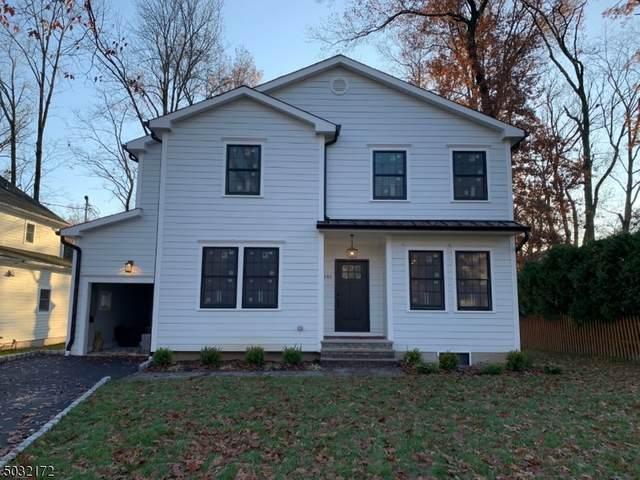 181 Weston Ave, Chatham Boro, NJ 07928 (MLS #3678436) :: RE/MAX Select