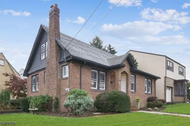 41 Marie Pl, Maplewood Twp., NJ 07040 (MLS #3678437) :: Zebaida Group at Keller Williams Realty