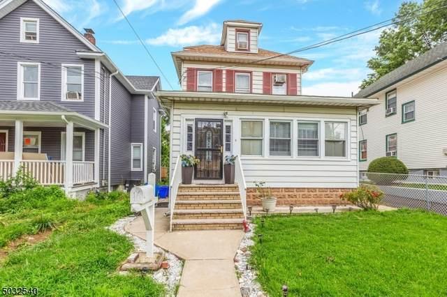 16 Pearl St, Passaic City, NJ 07055 (#3678741) :: NJJoe Group at Keller Williams Park Views Realty