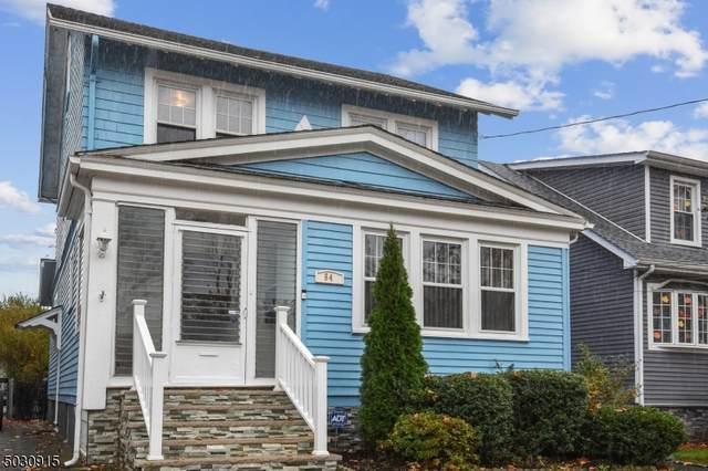 64 Hughes St, Maplewood Twp., NJ 07040 (MLS #3678742) :: Coldwell Banker Residential Brokerage