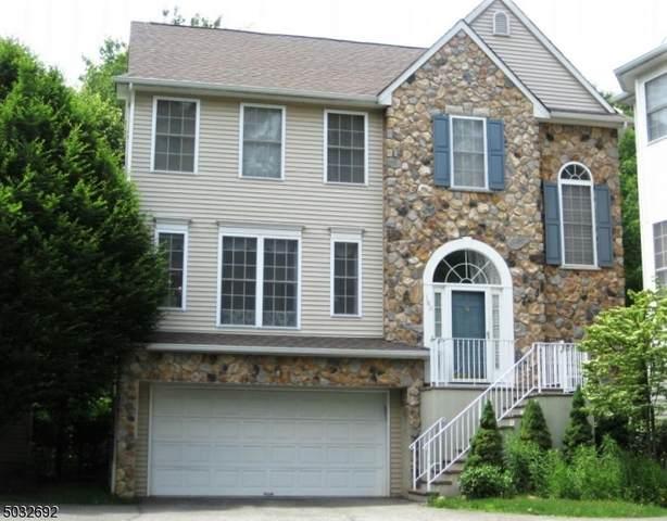 160 Arrowgate Dr, Randolph Twp., NJ 07869 (MLS #3678847) :: The Sikora Group
