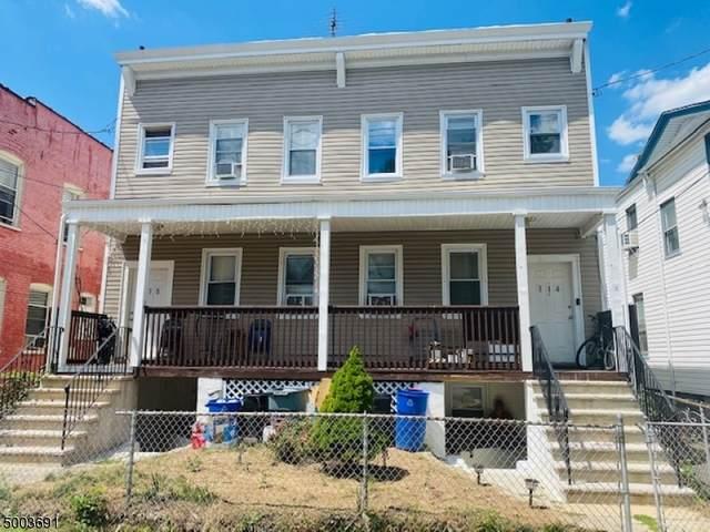 114 Jefferson St, Passaic City, NJ 07055 (#3678862) :: NJJoe Group at Keller Williams Park Views Realty