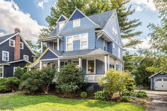 32 Plymouth Ave, Maplewood Twp., NJ 07040 (MLS #3679153) :: The Lane Team