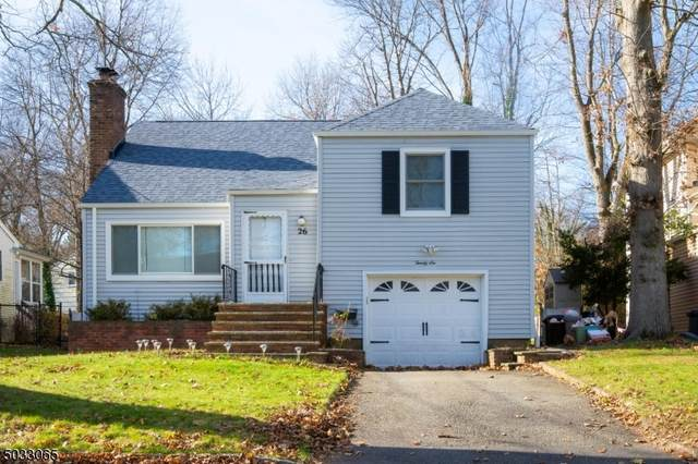 26 Mount Pleasant Pkwy, Livingston Twp., NJ 07039 (MLS #3679214) :: RE/MAX Select