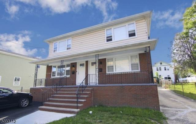 75 Watchung Ave, Belleville Twp., NJ 07109 (MLS #3679218) :: RE/MAX Select