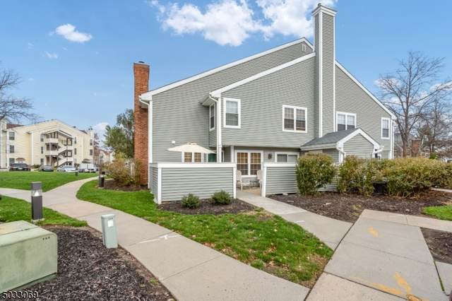 161 Country -8 Clb #8, Union Twp., NJ 07083 (MLS #3679250) :: Coldwell Banker Residential Brokerage