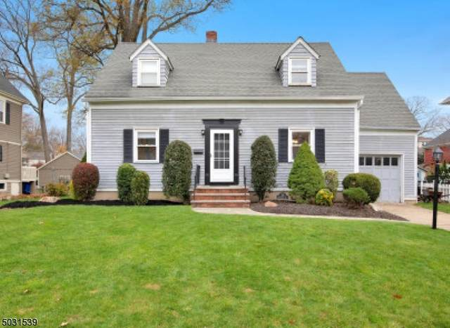316 Harrison Ave, Westfield Town, NJ 07090 (MLS #3679338) :: Zebaida Group at Keller Williams Realty
