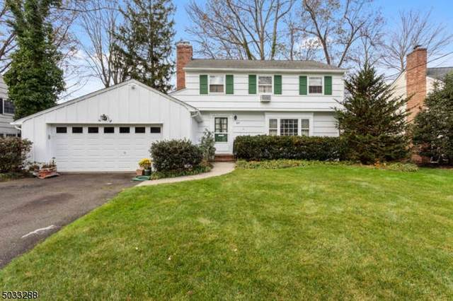 809 Sherbrooke Dr, Westfield Town, NJ 07090 (MLS #3679389) :: SR Real Estate Group