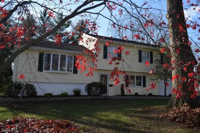 182 Fieldcrest Rd, Parsippany-Troy Hills Twp., NJ 07054 (MLS #3679496) :: Weichert Realtors