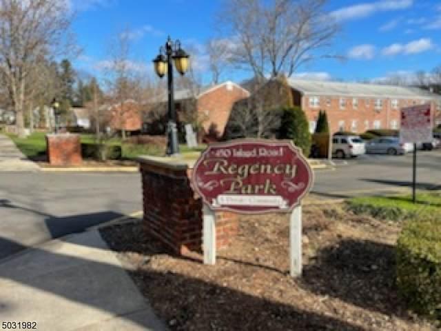 55 Regency Park #55, Ramsey Boro, NJ 07446 (MLS #3679564) :: REMAX Platinum