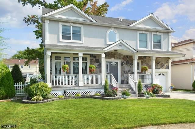 313 Springfield Rd, Linden City, NJ 07036 (MLS #3679573) :: Zebaida Group at Keller Williams Realty