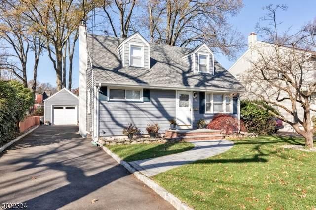 18 Roger Ave, Cranford Twp., NJ 07016 (#3679590) :: Daunno Realty Services, LLC