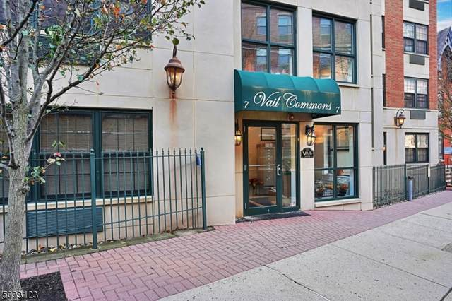 7 Prospect St #306, Morristown Town, NJ 07960 (#3679604) :: Nexthome Force Realty Partners