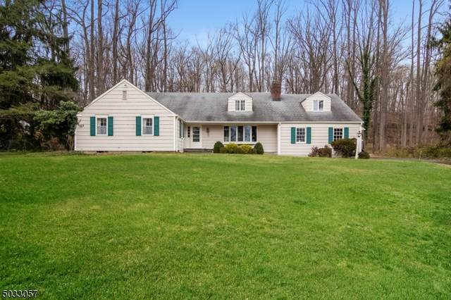 21 Hull Rd, Bernardsville Boro, NJ 07924 (MLS #3679666) :: RE/MAX Select