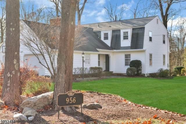 956 Huron Rd, Franklin Lakes Boro, NJ 07417 (MLS #3679681) :: Zebaida Group at Keller Williams Realty