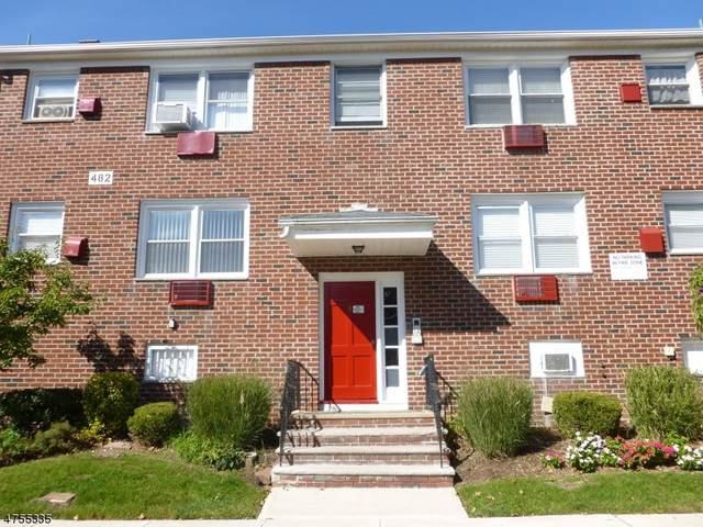 482 Joralemon St #4, Belleville Twp., NJ 07109 (MLS #3679708) :: REMAX Platinum