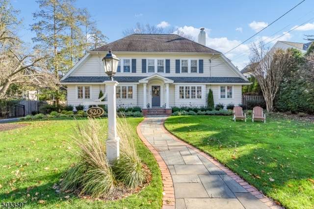 520 Colonial Ave, Westfield Town, NJ 07090 (MLS #3679736) :: SR Real Estate Group