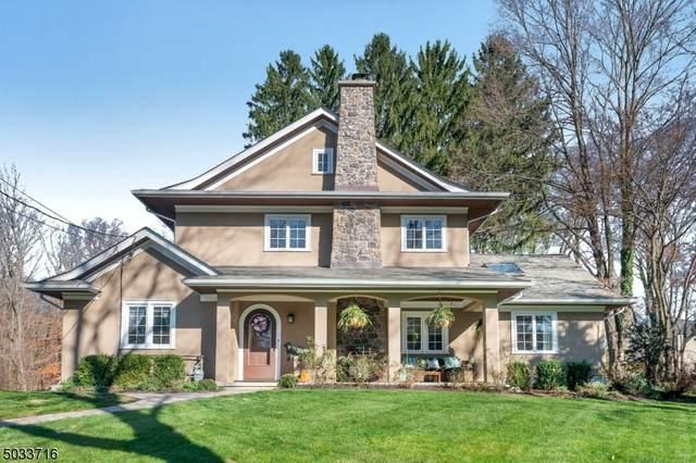 121 Midvale Rd, Mountain Lakes Boro, NJ 07046 (MLS #3679847) :: Weichert Realtors