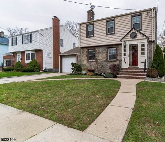 467 Grove St, Rahway City, NJ 07065 (#3680009) :: Daunno Realty Services, LLC