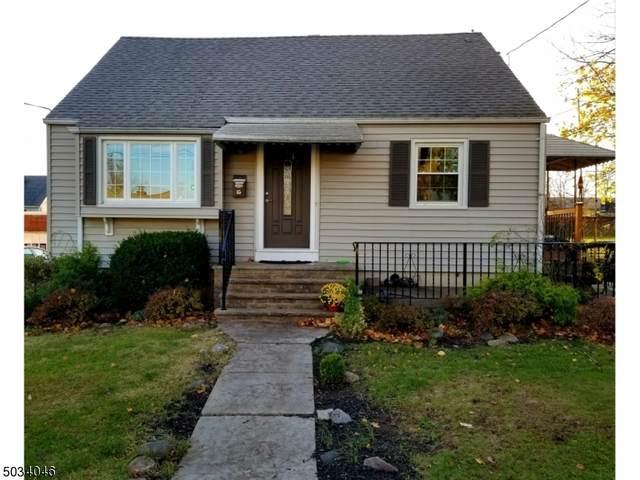 45 Blue Hill Rd, Clifton City, NJ 07013 (MLS #3680087) :: Gold Standard Realty