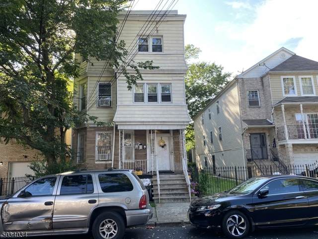 831 S 17Th St, Newark City, NJ 07108 (MLS #3680124) :: SR Real Estate Group