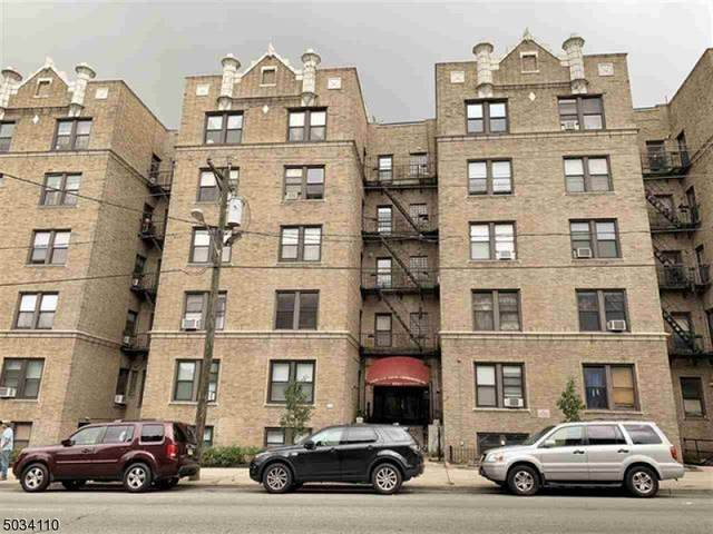 2700 Kennedy Blvd #109, Jersey City, NJ 07306 (MLS #3680127) :: Gold Standard Realty