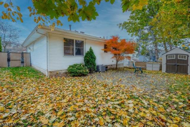 67 Stager St, Nutley Twp., NJ 07110 (MLS #3680146) :: Pina Nazario
