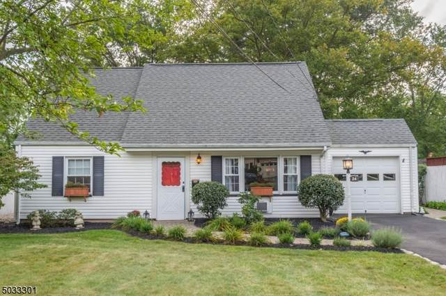 24 Monmouth Ct, Livingston Twp., NJ 07039 (MLS #3680167) :: RE/MAX Select