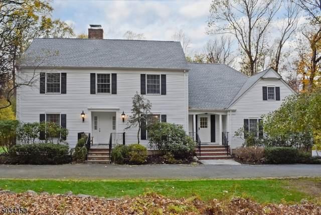 13 Mount Pleasant Rd, Mendham Twp., NJ 07945 (MLS #3680178) :: SR Real Estate Group