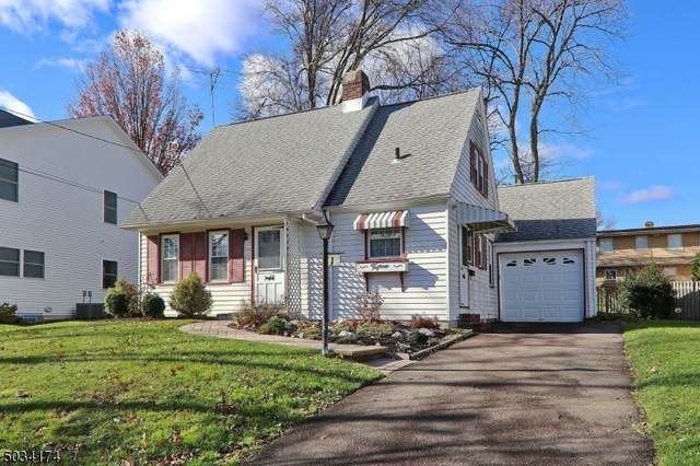 15 Cherokee Rd, Cranford Twp., NJ 07016 (#3680203) :: Daunno Realty Services, LLC