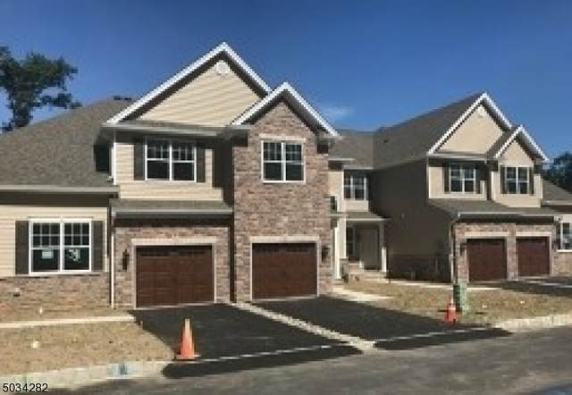 16 Watersedge Dr #16, Parsippany-Troy Hills Twp., NJ 07005 (MLS #3680330) :: Team Francesco/Christie's International Real Estate
