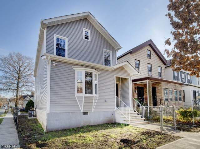 72 Lincoln St, East Orange City, NJ 07017 (MLS #3680360) :: RE/MAX Platinum