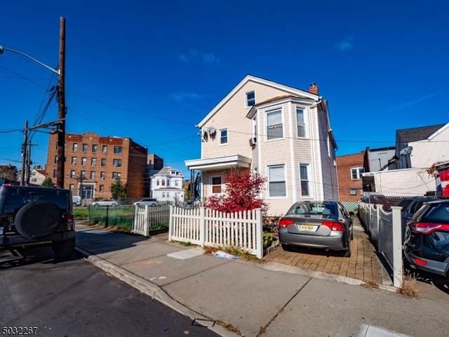 22 Prospect St, Passaic City, NJ 07055 (#3680406) :: NJJoe Group at Keller Williams Park Views Realty