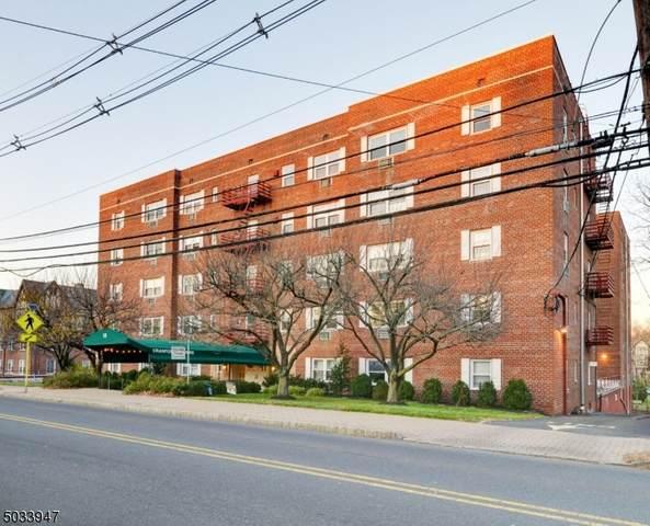 18 Springfield Ave 4F 4F, Cranford Twp., NJ 07016 (#3680420) :: Daunno Realty Services, LLC