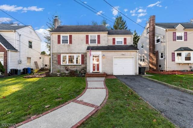 344 Meade Ter, Union Twp., NJ 07083 (MLS #3680424) :: SR Real Estate Group
