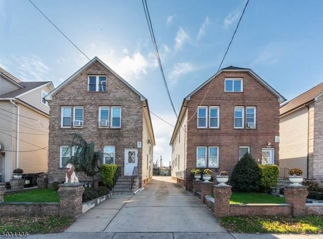 218 S Stiles St, Linden City, NJ 07036 (#3680454) :: Nexthome Force Realty Partners