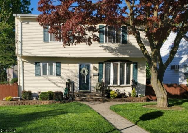38 Stanley St, Clifton City, NJ 07013 (MLS #3680492) :: William Raveis Baer & McIntosh