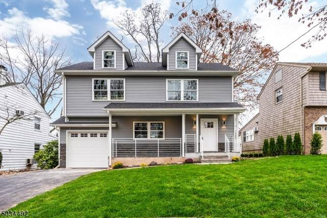 84 Mckinley St, Nutley Twp., NJ 07110 (#3680520) :: Nexthome Force Realty Partners