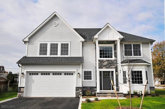 99 N Lincoln Ave, Woodbridge Twp., NJ 07067 (MLS #3680525) :: The Karen W. Peters Group at Coldwell Banker Realty