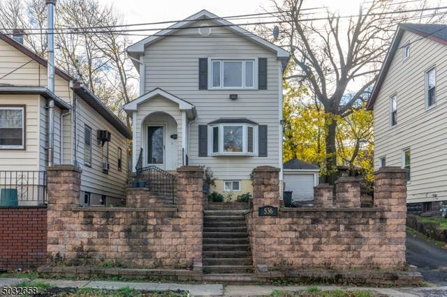 536 Locust Ave, Hillside Twp., NJ 07205 (MLS #3680536) :: The Karen W. Peters Group at Coldwell Banker Realty