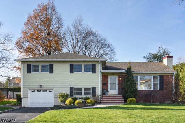 16 Carline Dr, Clifton City, NJ 07013 (MLS #3680546) :: Zebaida Group at Keller Williams Realty