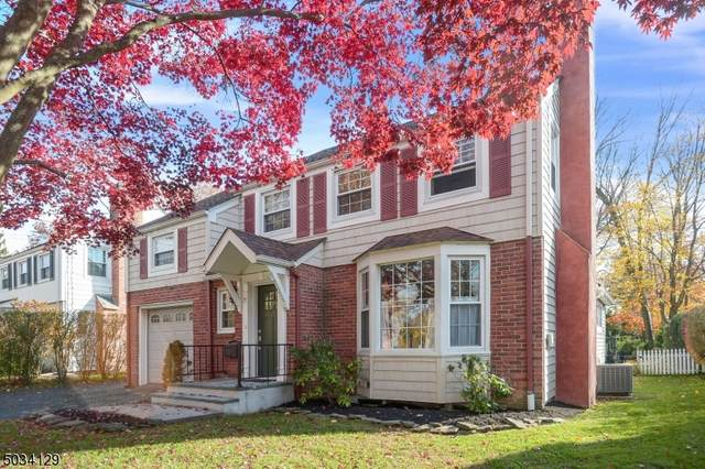 75 Morris Ave, Morristown Town, NJ 07960 (#3680579) :: Jason Freeby Group at Keller Williams Real Estate
