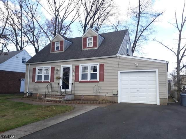 69 Hastings Ave, Nutley Twp., NJ 07110 (#3680584) :: Nexthome Force Realty Partners