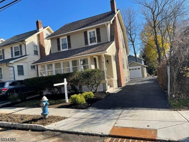 42 Randolph Place, West Orange Twp., NJ 07052 (MLS #3680635) :: Coldwell Banker Residential Brokerage