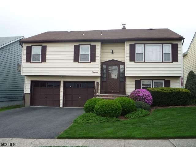 12 Kruger Ct, Clifton City, NJ 07013 (#3680649) :: NJJoe Group at Keller Williams Park Views Realty